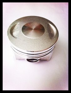 CG250 Motorcycle Piston with oversize +0.75mm