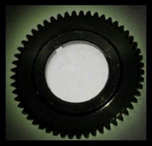 186F 9hp diesel engine balance shaft drive gear