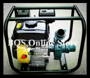 2 inch cast iron centrifugal Water Pump Set