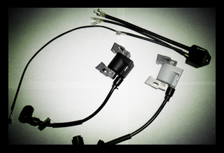 10kva(10kw)Gas Engine Ignition Coil Assy |WE-10kw ignition coil| :