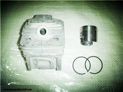 Sprayer cylinder piston assy