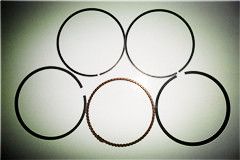 168F Piston ring kit