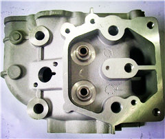 186F Diesel Engine cylinder head