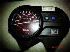 CB125 speedometer