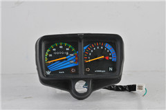 CG125 speedometer with RPM