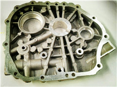 170F diesel crankcase cover