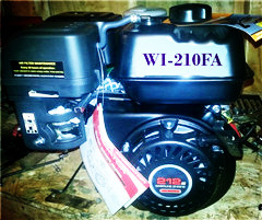 210FA 7HP 212CC Gasoline Engine