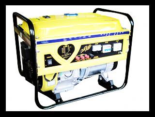 wi 65kw 3 phase heart style generator set 380v230v