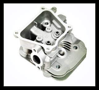 Cylinder Head fits for yamaha MZ175/EF2600/166F |mz175 cylinder head| :