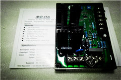 15A avr for genset