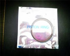 GX160 piston ring