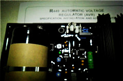 R449 automatic voltage regulator