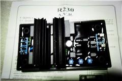 r230 Leroy Somer AVR