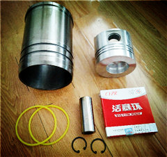 R165,170 Piston kit(6 pc)