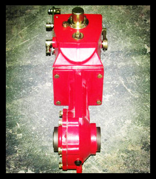 Gearbox assembly for 105/135 Series Farm Tiller,178F