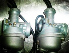 PZ20 Carburetor for ZS/LX C125, HONDA C100, DY110  WE