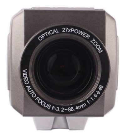 All-in-one Security Camera with 27x Optical Zoom